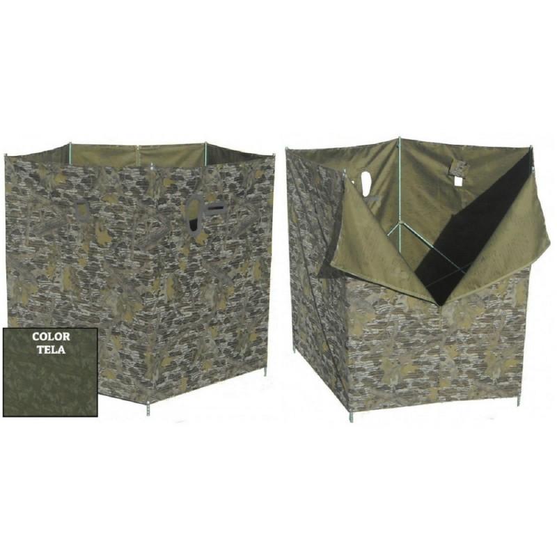 Puesto 5 caras camuflaje fabricado en acero ligero - Articulos de caza milanuncios ...