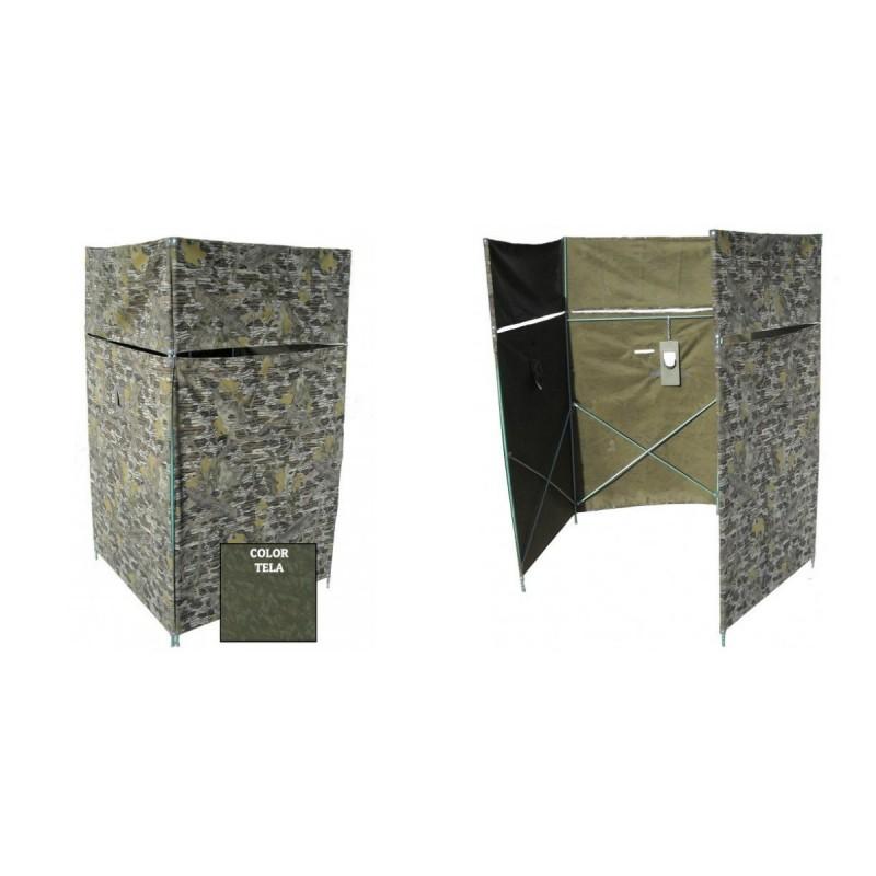 pantalla 4 caras camuflaje