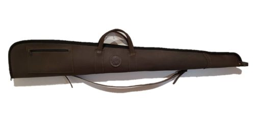 Funda escopeta piel para semiautomatica