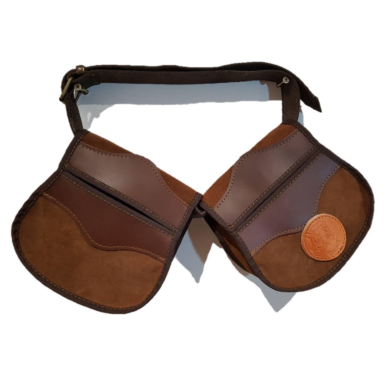 Bolsas porta cartuchos, faltriqueras y bolsas de ojeo