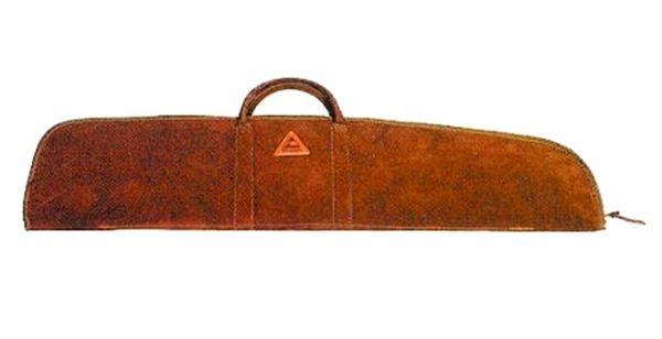 Funda escopeta serraje tipo maleta