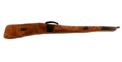Fundas de escopeta de piel y serraje fundas escopeta universal y dobles - Funda escopeta ...
