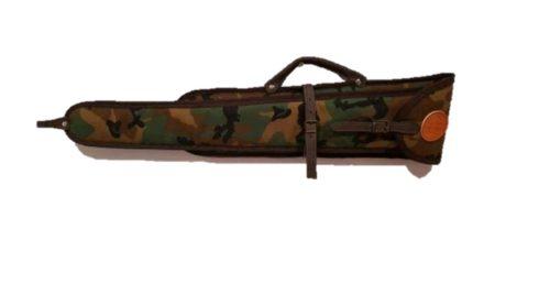 Funda escopeta en cordura y con forro en camuflaje