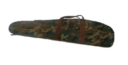 Funda para rifle acolchada en camuflaje